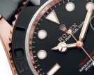 Rolex Oyster Perpetual Yachtmaster rosegold, 40 mm, Full Set, inkl. MwSt.
