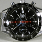 Tag Heuer Automatik Chronograph Carrera, Stahl
