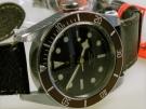 Tudor Heritage Black Bay, Ref. 79220R, Stahl, LC100
