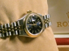 Rolex Oyster Perpetual  Datejust, Lady, Stahl/Gelbgold, 26 mm, Zustand sehr gut (1)