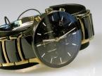 Rado Centrix, Chronograph, R30134162, Edelstahl/PVD, Keramik