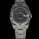 Rolex Oyster Perpetual Datejust, Turn-o-graph, 36 mm, Stahl/Weißgold, ungetragen