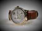 - verkauft- A. Lange & Soehne, Lange 1 Time Zone, 116.032, 18 K Rosegold, Faltschliesse